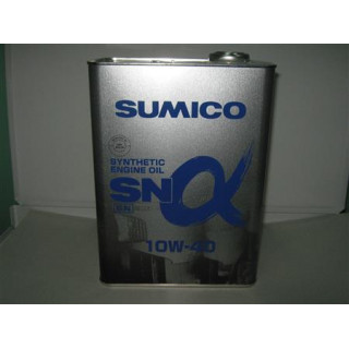 Масло моторное Sumico 10W40 SN 4L